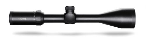 Hawke Vantage 4-12x50 IR Red-Green Rimfire 22 LR Subsonic reticle Rifle Scope - 14251